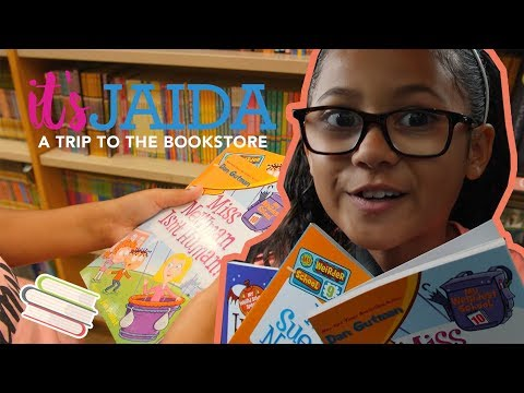 A trip to the bookstore