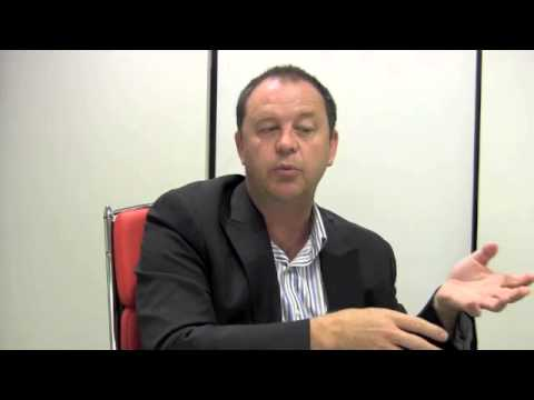Connect 2014 -  Shane Murphy, VP & GM of KORE WIRELESS APAC explores M2M & new technology