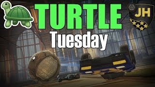 Rocket League | Turtle Tuesday | Turtle goals & Funny moments!
