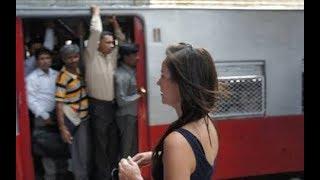 Mumbai local train rush| slaped on local train | most crowded train in india
