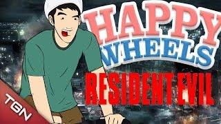 Happy Wheels: RESIDENT EVIL