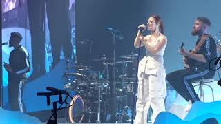 Jess Glynne - Thursday live in Glasgow