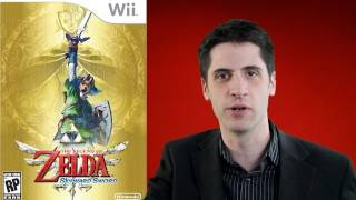 Legend of Zelda: Skyward Sword game review