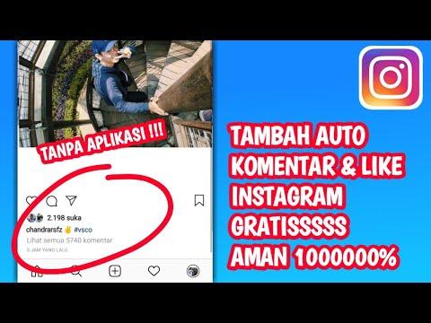Rahasia selebgram,Tutorial Auto komentar di instagam | Tutorial instagram Mp3