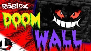 Roblox Doom Wall 2 (sports event) funny gameplay | Popular games of the week
