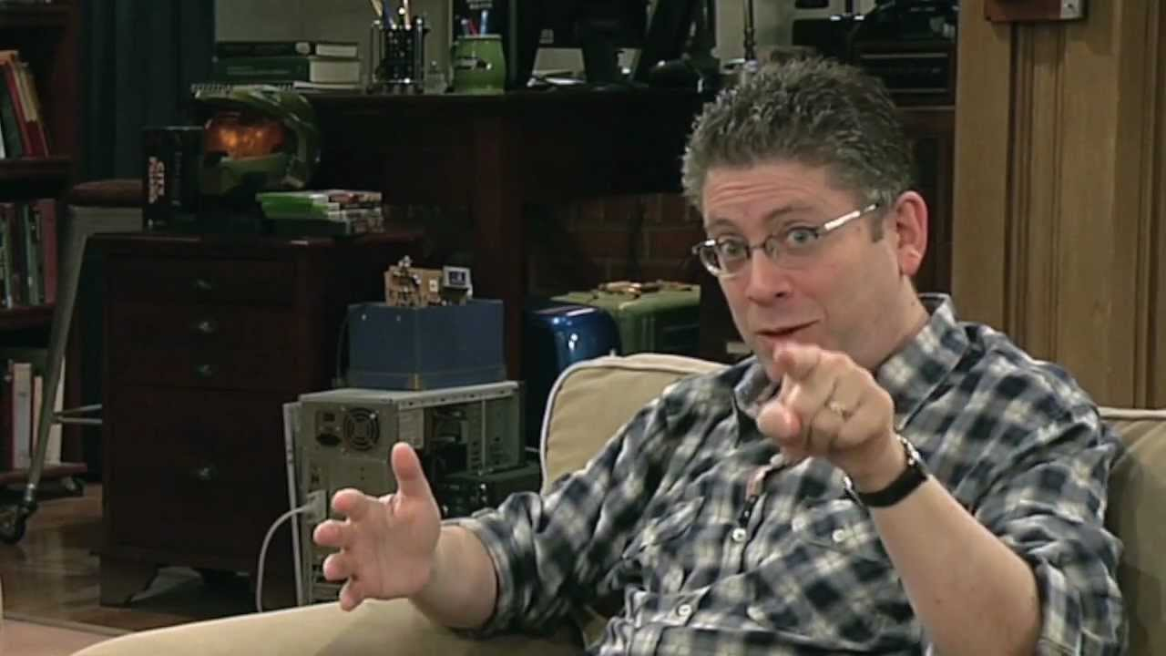 The Big Bang Theory Interview | Bill Prady - YouTube