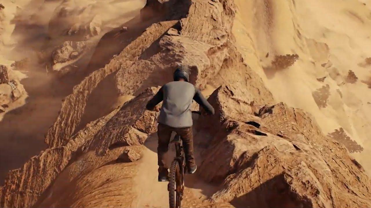 Riders Republic - Gameplay Trailer - YouTube