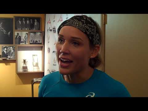 Lolo Jones talks about left off US Bobsled team because of politics