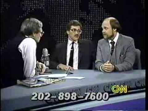 Debate on violence in comic books 1989