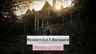 Resident Evil 7: Biohazard on Intel Core 2 Quad Q8400 | Nvidia GT730