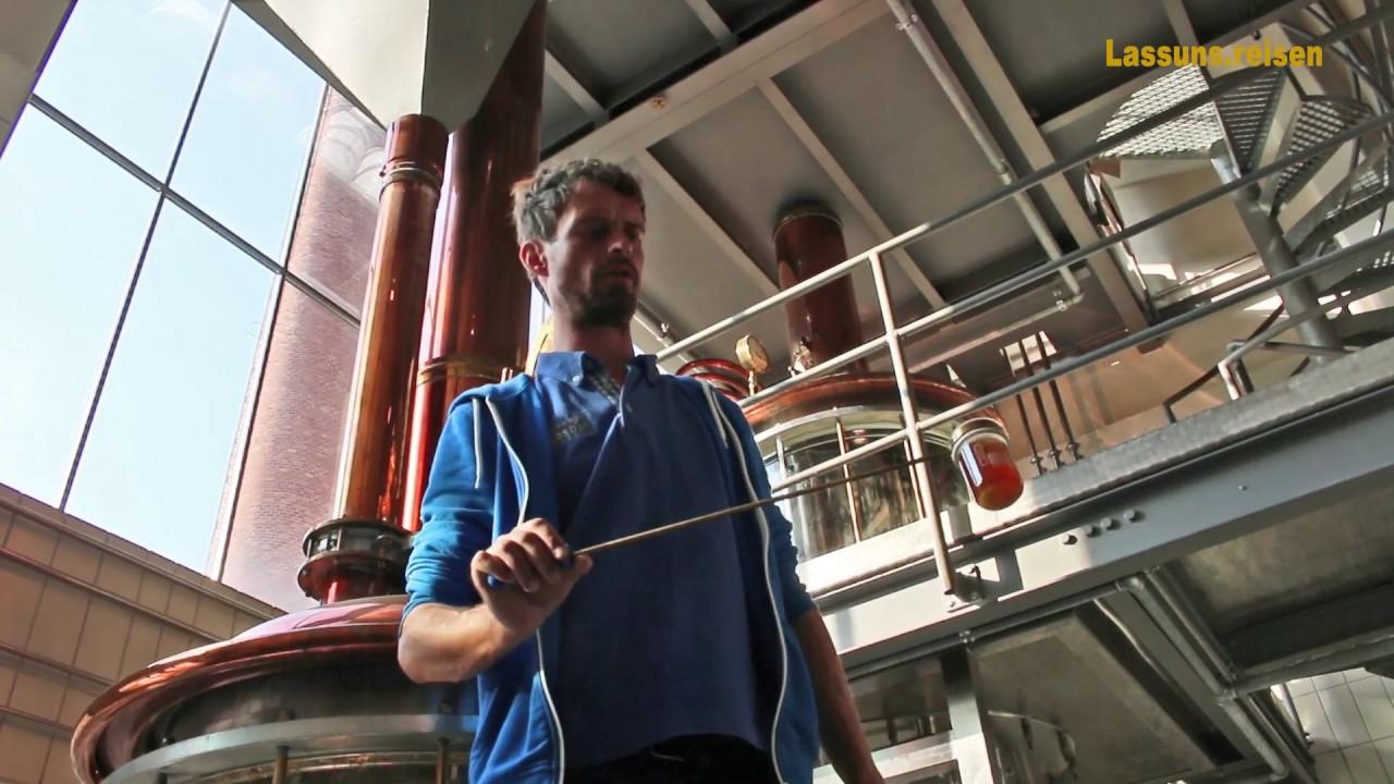 So wird gutes Bier gebraut - Besuch im Bayerisches Brauerei-Museum