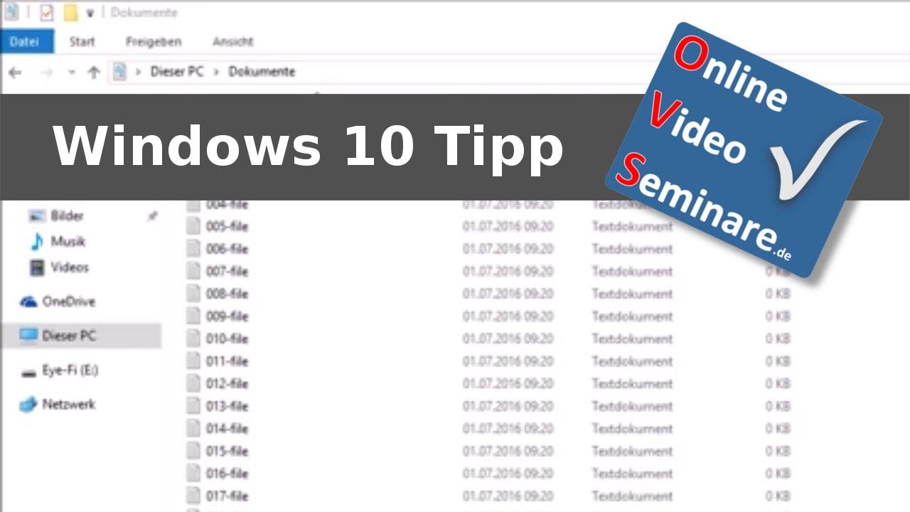 Mehrere Dateien Gleichzeitig Drucken In Windows 10
