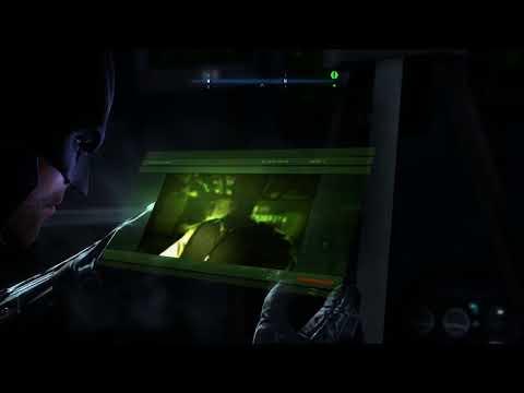 ShadowPlayBR Batman Arkham Origins - Environmental Control & Detective Analysis