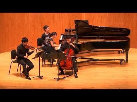 Audrey composition recital  San Francisco Conservatory of Music Pre-College