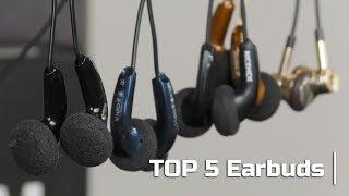 Топ 5 - Лучшие наушники формфактора вкладыши | Qian, NiceHCK, Venture Electronics, 1More