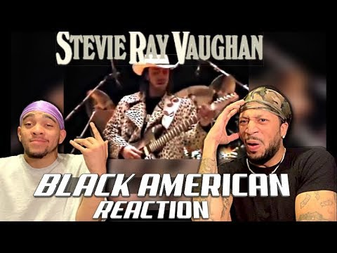 THE BEST GUITAR PLAYER? Stevie Ray Vaughan - Sound Check | BLACK AMERICAN REACTION!!!