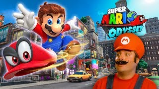 Let's Do The Odyssey! | Super Mario Odyssey | LIVE w/ The Warp Zone | Nintendo Switch