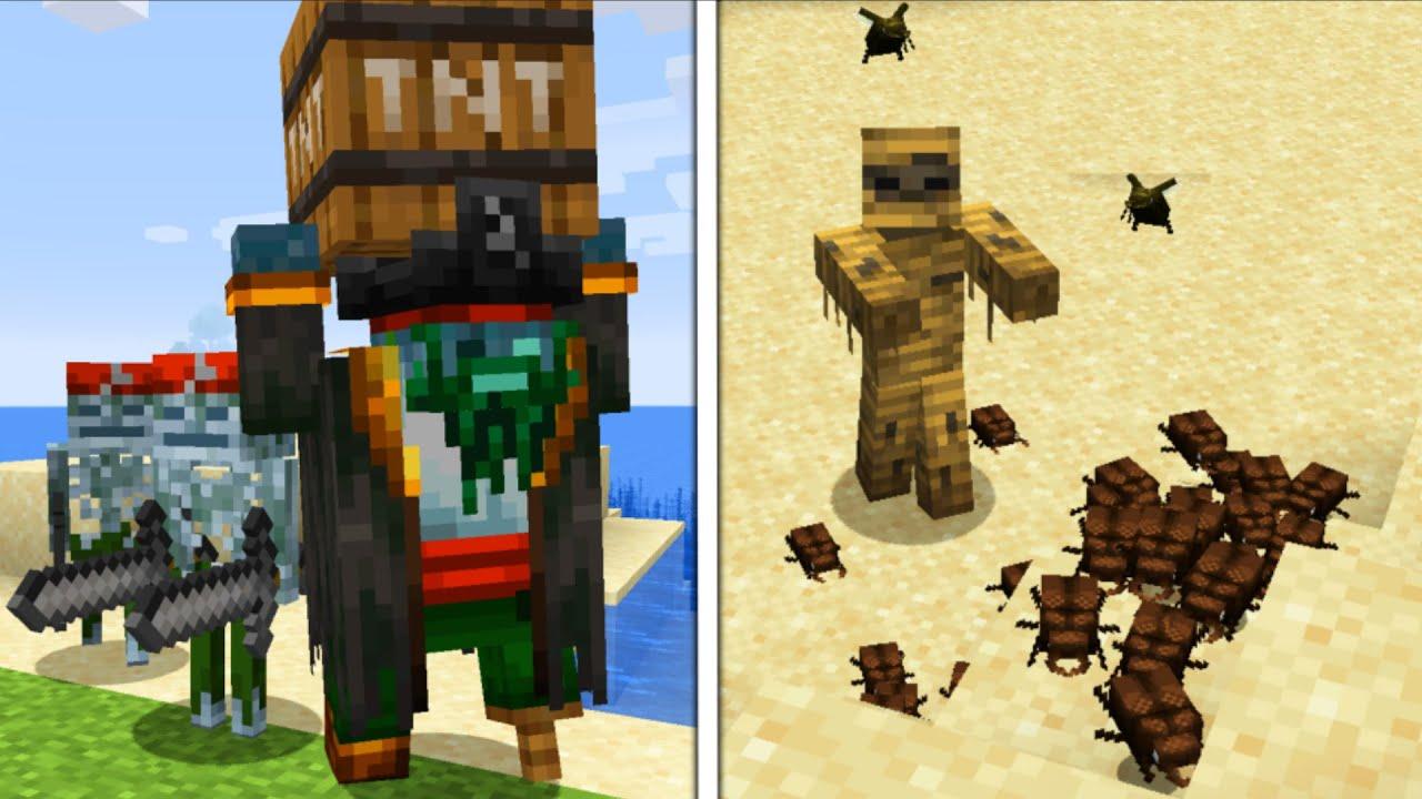 Rotten Creatures - Mods - Minecraft - CurseForge