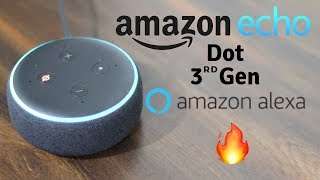 Amazon Echo Dot (3rd Gen) Unboxing | Tech Unboxing 🔥