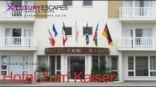Hotel Zum Kaiser Swakopmund Namibia