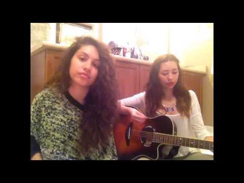 Alessia and Corina - Royals (Lorde) cover
