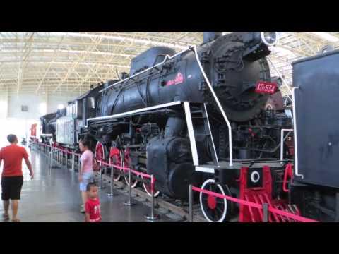 Chinese National Railway Museum-Beijing