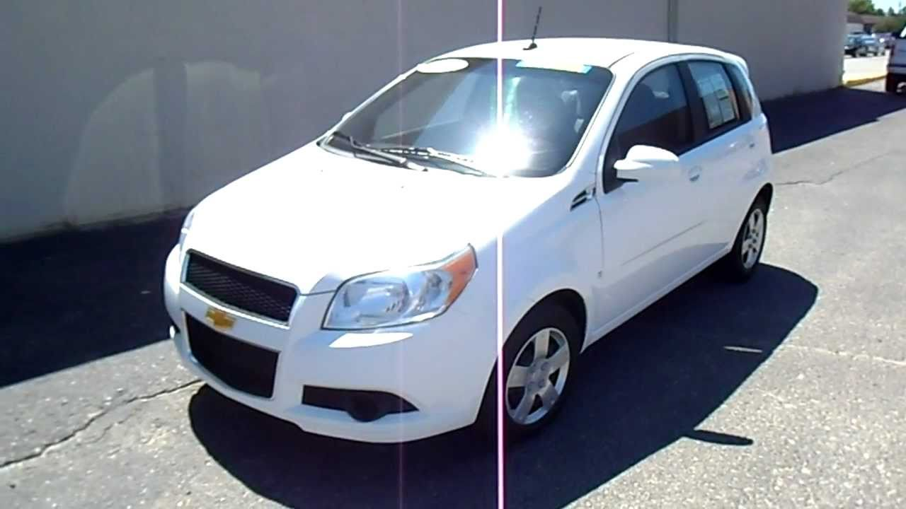 All Chevy 2009 Chevrolet Aveo Reviews Hatchback 51k Miles 9 995