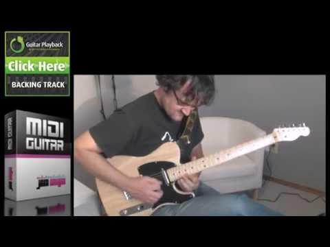 Axe FX II + Midi Guitar