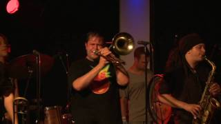 brooklyn - youngblood brass band in emmenbrücke
