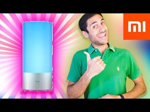 Luz com Bluetooth e MILHÕES de Cores !! Xiaomi Yeelight Bedside Lamp