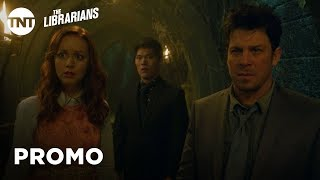 The Librarians: And the Grave of Time - Season 4, Ep. 6 [PROMO] | TNT