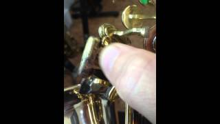 NeoSax Alto LH Table Improvements Step 2