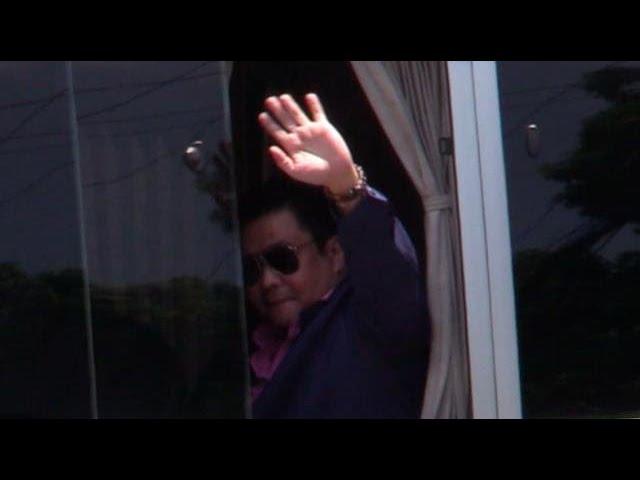 After 3 years in jail, Jinggoy Estrada walks free