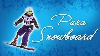 Пара-сноуборд (Para-Snowboard): Паралимпийская дисциплина Сочи
