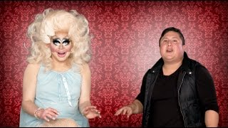 Trixie Mattel & Edward Hansen on American Horror Story: Hotel Episode 11 #AfterShow