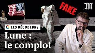 Apollo 11 : le complot lunaire (ft. La Tronche en Biais & Hugo Lisoir) #LesDécodeurs