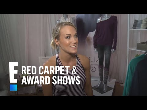 Do Carrie Underwood & Hubby Mike Fisher Work Out Together? | E! Live from the Red Carpet