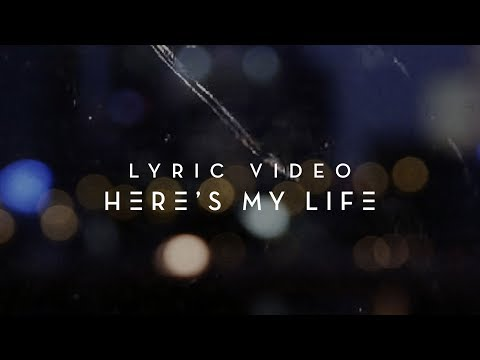 Here's My Life   Planetshakers  Video