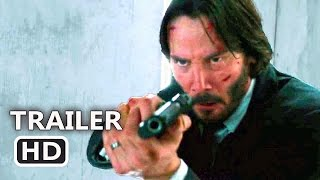 JOHN WICK 2 New TV Spot (2017) Keanu Reeves Action Movie HD