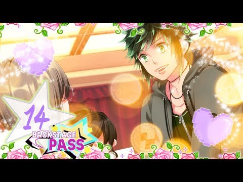 ♡ Backstage Pass - (Benito Route): 14 - I Don't Know What I'm Doing?? ♡