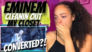 Mumble rapper fan reacts to Eminem - Cleanin' Out My Closet