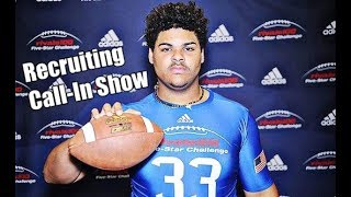 Alabama Crimson Tide Football Recruiting: Live call in show with Andrew Bone