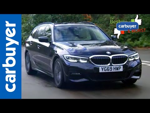 BMW 3 Series Touring: Best And Worst - Carbuyer