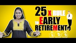 Retirement Planning Calculator | How to Retire at 30? : Secrets of Financial Planning