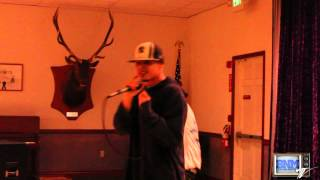 Blue Nose Music - Path of a Rap Kat LIVE @ The Elks Lodge