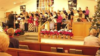 Peace River Baptist Choir - Lord Lift Me Up