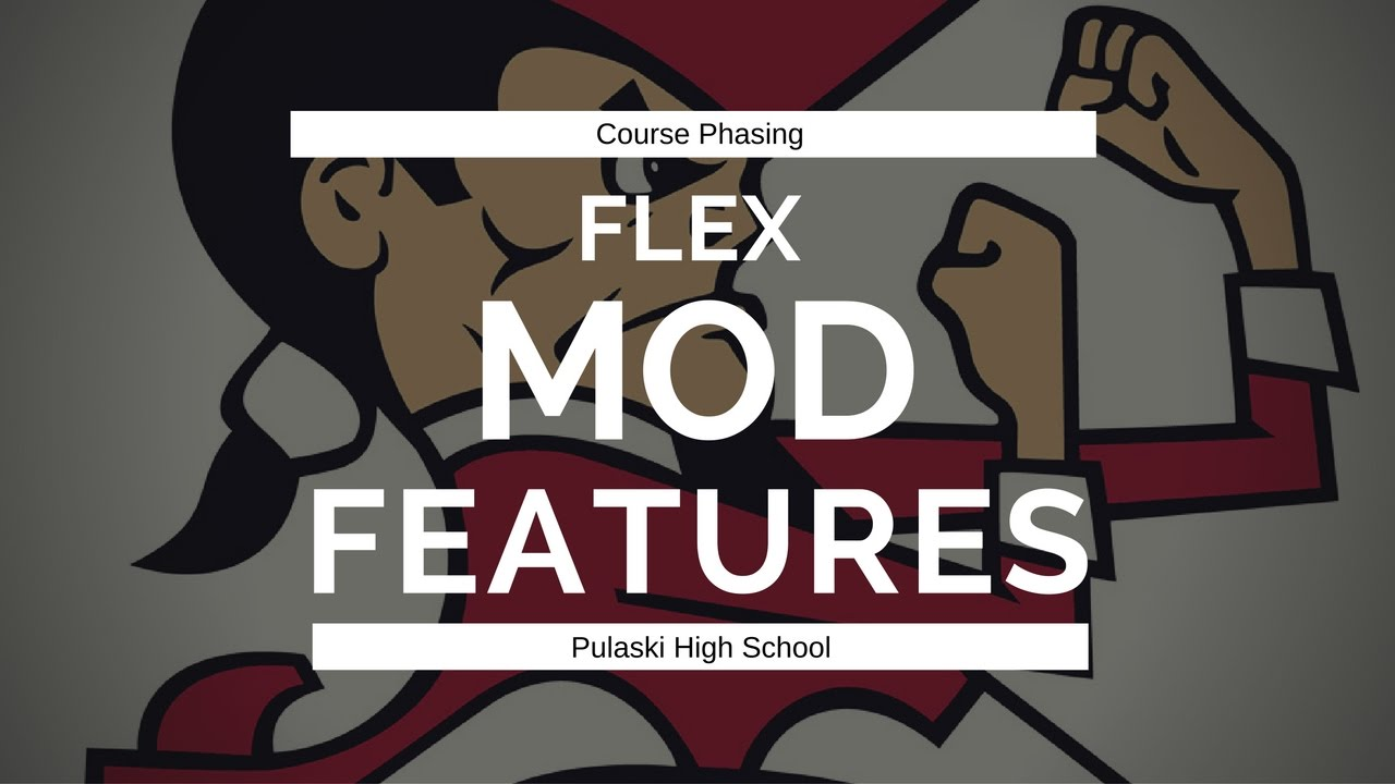 Flex Mod Feature - Course Phasing