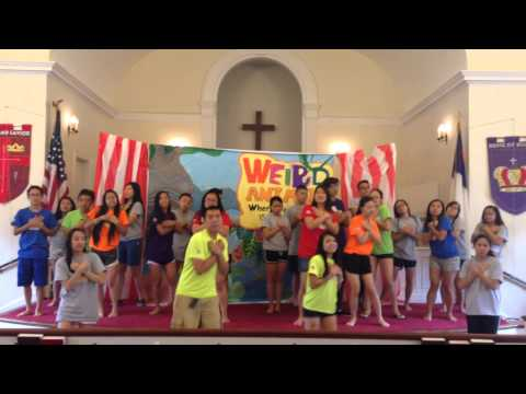 VBS Staff: Give it Away