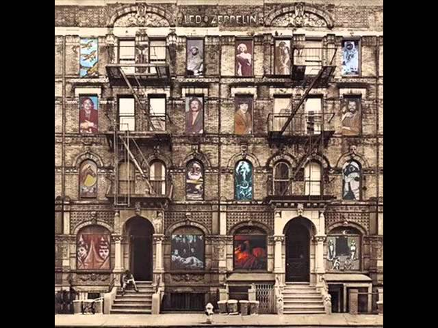 Led zeppelin song writing credits