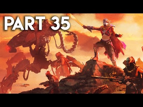 Horizon Zero Dawn Walkthrough Gameplay Part 35 - The HADES (PS4 PRO Gameplay)